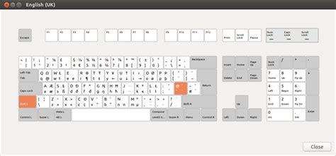 keyboard layout xubuntu keyboard quot quot symbol not working ubuntu 13 10 ask ubuntu