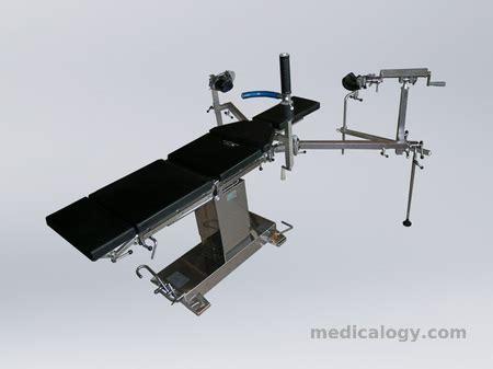 Meja Operasi Hewan jual meja operasi set kpp 03 untuk operasi ortopedi dan