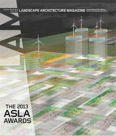 Landscape Architecture Magazine Free Landscape Architecture Magazine October 2013 187 Free Pdf