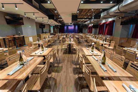 City Winery Boston   Summit Design   Build Portfolio