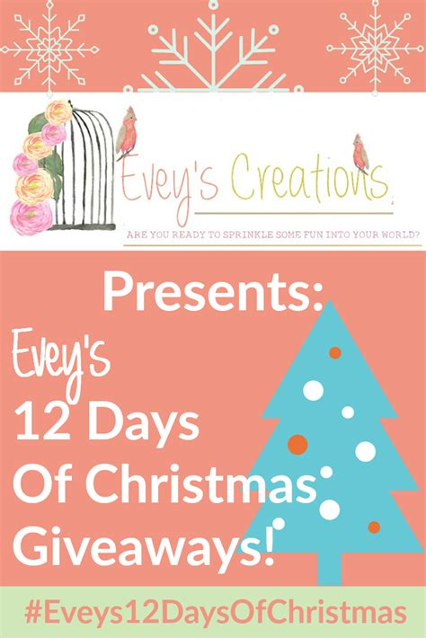 Gallery Furniture Christmas Giveaway - evey s creations evey s 12 days of christmas giveaways