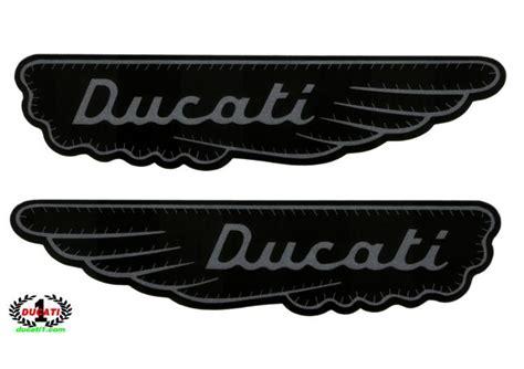 Sticker Ducati Vintage by Vintage