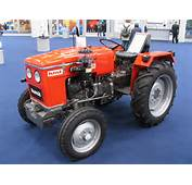 India TractorIndia Tractor With Water Cooled 2 Cylinder 4 Stroke