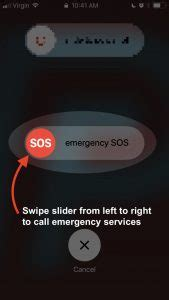 what is emergency sos on an iphone here s the