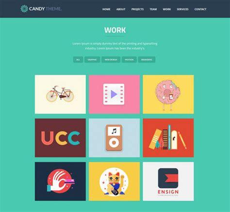 30 Creative Portfolio Website Templates Creative Portfolio Website Templates