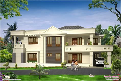 luxury house design plans february 2013 kerala home design and floor plans