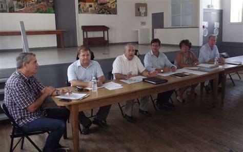 le bureau d 騁ude la fusion des cantons a 233 t 233 adopt 233 e sud ouest fr