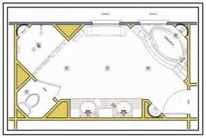bathroom layout ideas designs lshaped floor master layouts
