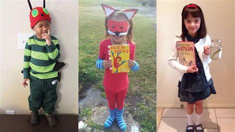 kids costume ideas  book week  illawarra