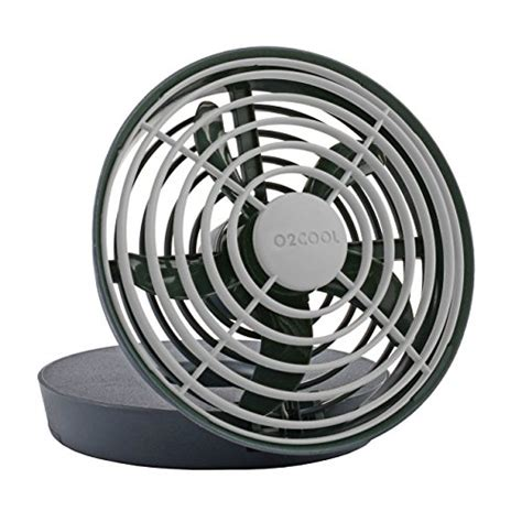 o2cool 10 inch portable fan o2cool fd05003 o2cool 5 inch portable usb fan grey for