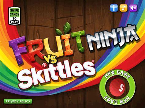 fruit ninja full version apk download fruit ninja vs skittles v1 0 1 full apk free android game