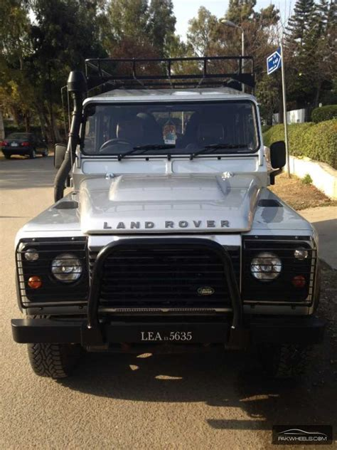 land rover defender 2013 used land rover defender 2013 car for sale in islamabad