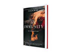 immunity books books book reviews events readings in nyc time out