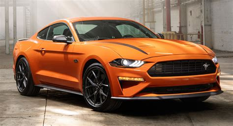 2020 ford mustang 2020 ford mustang ecoboost high performance camaro