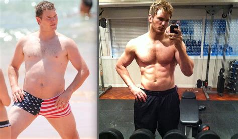 Chris Pratt Andy From Quot Parks And Recreation Quot Since Completing Training For Marvel S Guardians