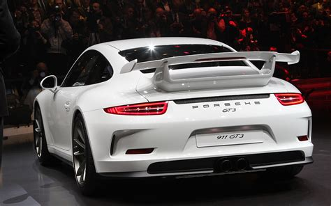 porsche 911 back 2014 porsche 911 gt3 rear photo 2