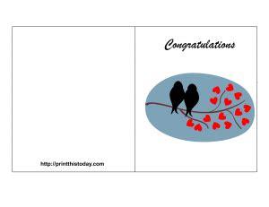 wedding congratulations card template word free printable wedding congratulations cards