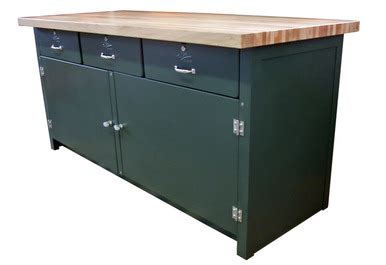 laminated maple bench top buy cabinet 3 drawer workbenches online steel logic
