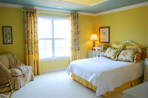 Yellow Colour In The Bedroom Yellow Bedroom Colors Bedroom Design