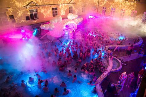 bathtub party lukacs bath parties in budapest lukacs baths