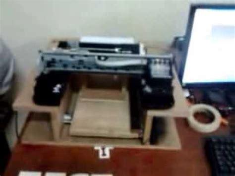 Printer Dtg R230 r230 diy dtg images