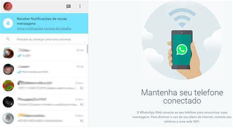 tutorial de whatsapp web tutorial aprenda a usar o whatsapp web pelo iphone