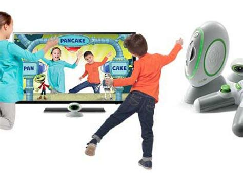 kids off the couch leapfrog s latest console gets kids off the couch