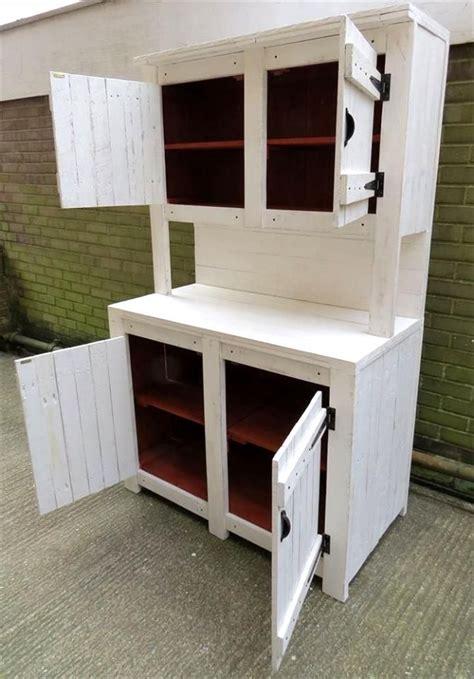 Pallet Kitchen Furniture The 25 Best Pallet Kitchen Cabinets Ideas On