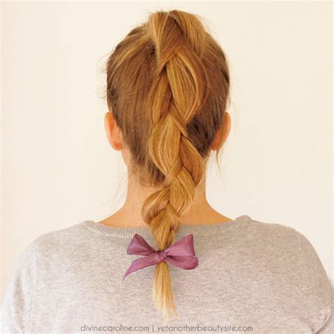cute hairstyles ribbon 3 cute hairstyles featuring hair ribbons more com