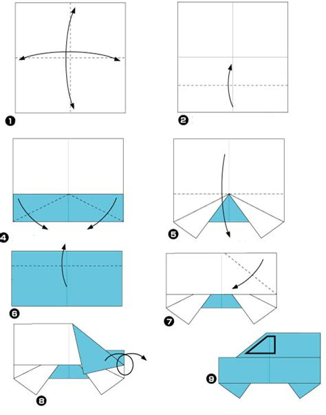 Origami Auto by Origami Auto Voor Beginners Voor Beginners