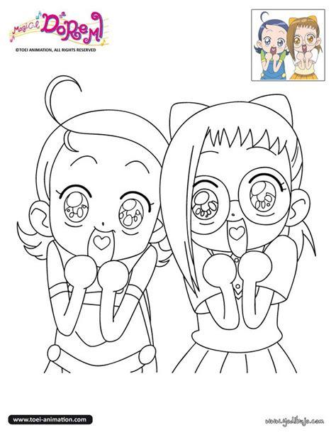 imagenes para amigas para dibujar dibujos para colorear las 2 amigas hazuki y aiko es