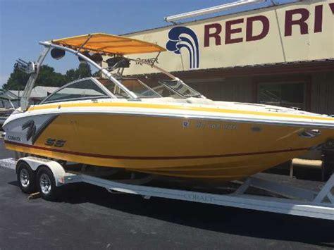 cobalt boats premium sound system cobalt 232wss boats for sale