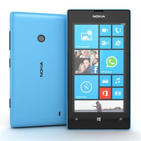 nokia lumia 520 3d nokia lumia 520 red
