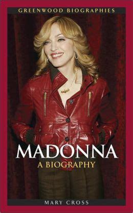 biography madonna book madonna a biography greenwood biographies series by