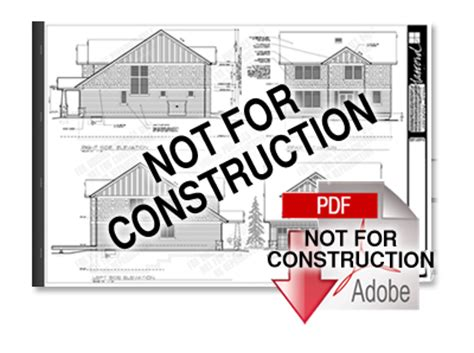 Plan Packages Complete Set Of House Plans