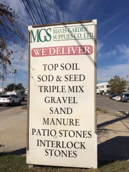 Garden Accessories Mississauga Mavis Garden Supplies Mississauga On Ourbis