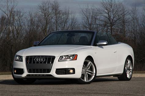 Audi S5 2010 by Review 2010 Audi S5 Cabriolet Photo Gallery Autoblog