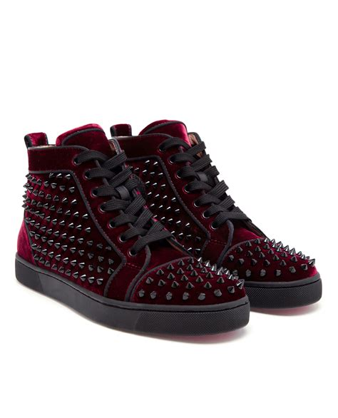 louboutin sneakers for christian louboutin leopard sneakers louboutin rollerboy