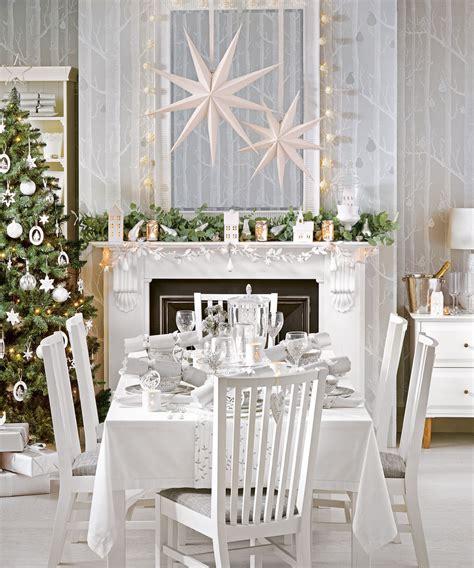 Home Garden Decoration Ideas Budget Christmas Decorating Ideas Ideal Home