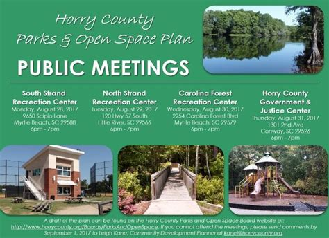 g parks recreation open space new parks recreation centers and trails in the works in horry c wsmv news 4