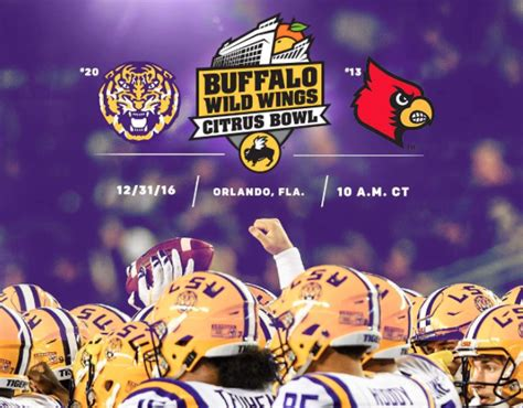 Where Can I Buy Buffalo Wild Wings Gift Cards - here s what gift package louisville lsu players get from citrus bowl