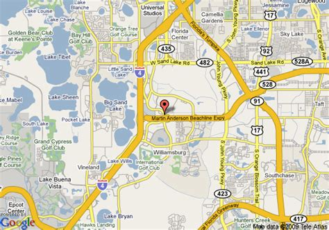 hotels near world congress center map days inn convention center sea world orlando deals see
