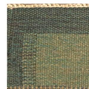 vintage swedish flat woven rug bb4802 by doris leslie blau