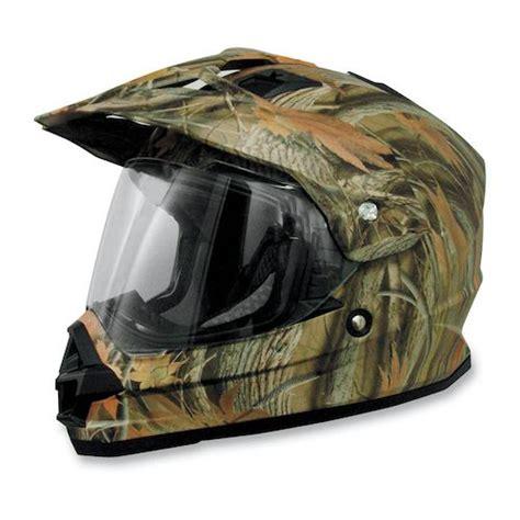camo motocross helmet afx fx 39 dual sport camo helmet revzilla
