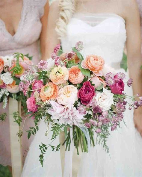 Wedding Bouquet Designs by 38 Dreamy Dahlia Wedding Bouquets Martha Stewart Weddings