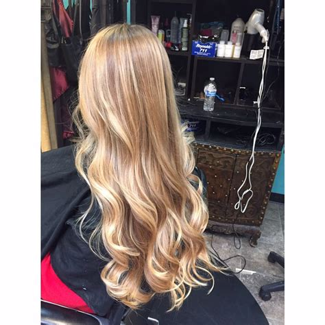strawberry blonde balayage formula strawberry blonde balayage hair color by tori yelp