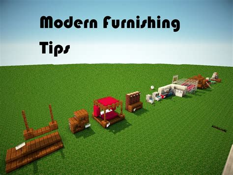 Computer Table Ideas by Modern Furnishing Tips Minecraft Project