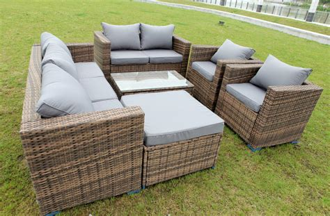 All Weather Rattan Sofa Sets J 16242 Justcool China