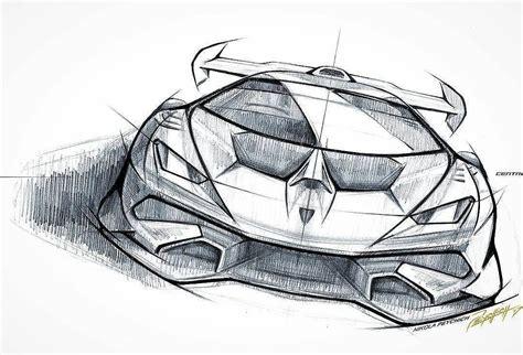lamborghini huracan sketch huracan supertrofeo sketch by peychich nikola