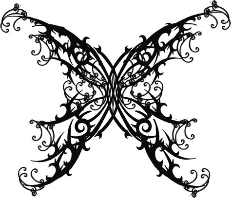 black tribal butterfly tattoos butterfly tattoos designs ideas and meaning tattoos for you